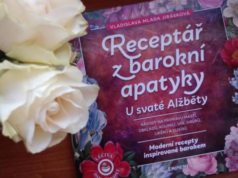 receptar kniha