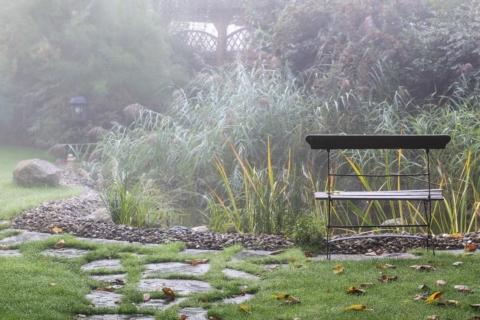 rekonstukce zahrady