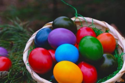 varena vejce