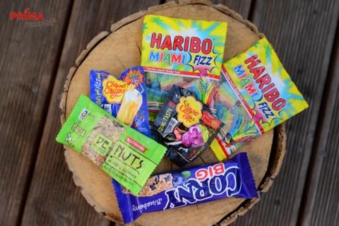 brandnooz box cervenec 2019 sladkosti