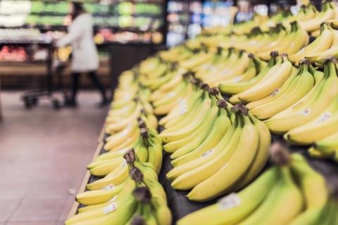 nakup bananu