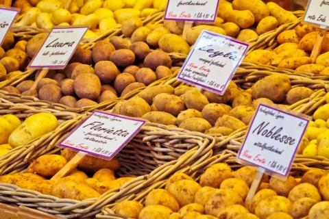 nakup brambor