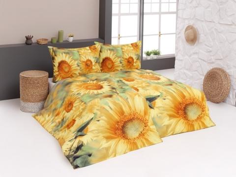 Probouzejte se plni energie v povlečení Sunflower
