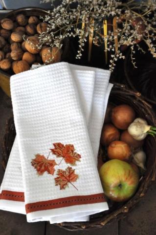 Vaflové utěrky jsou nezbytnými pomocníky v kuchyni, na které je navíc radost pohledět