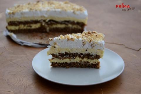 orechovy dort