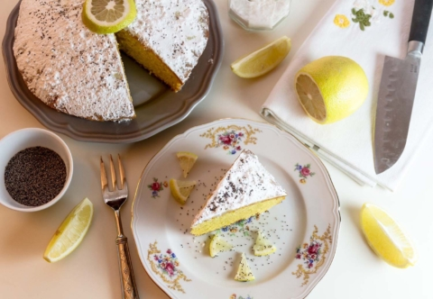 citronovy kolac