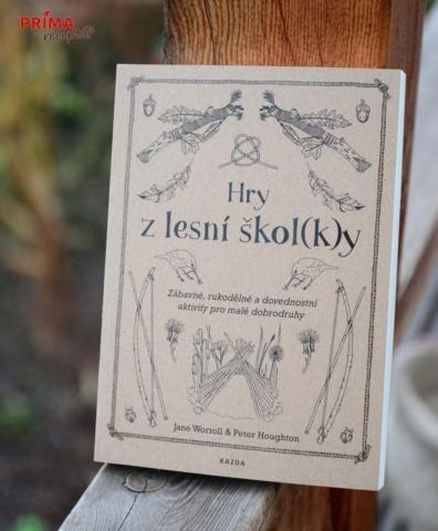 kniha hry z lesni skol