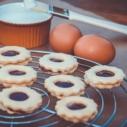 recept na linecke cukrovi