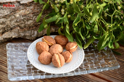 recept na orechy cukrovi