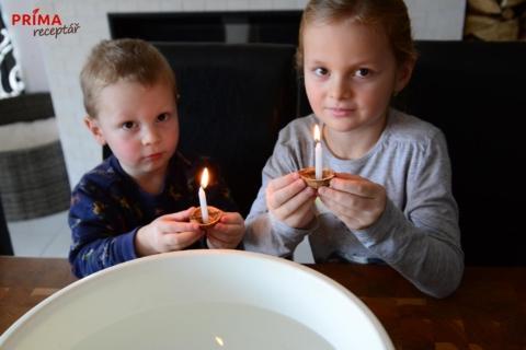 vanocni tradice lodicky