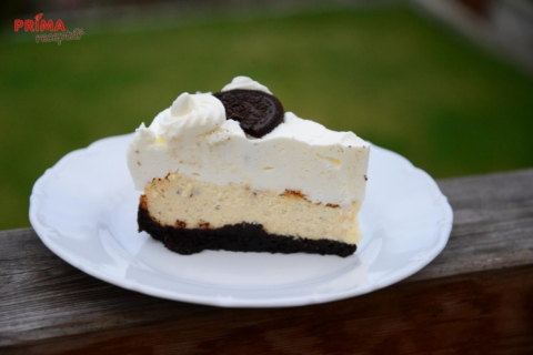 cheesecake oreo susenky