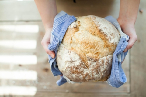 mouka na domaci chleba