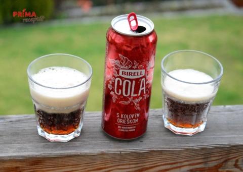 birell coca cola