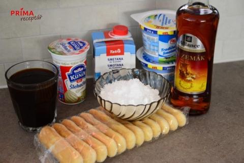 ceske tiramisu recept