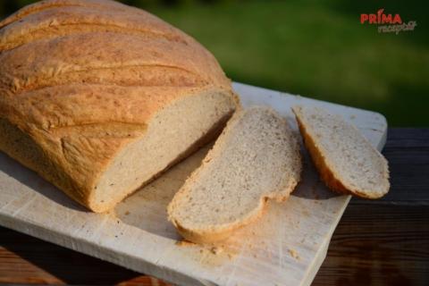 jak upect domaci chleb