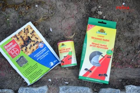 pripravky proti mravencum