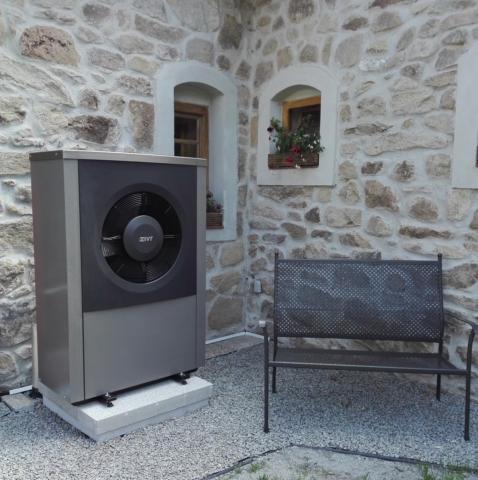 Tepelné čerpadlo IVT AIR X II