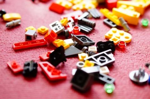 detsky pokoj lego
