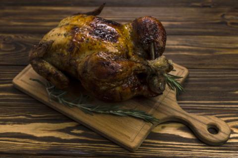 Připravte si vynikající rozmarýnové kuře.