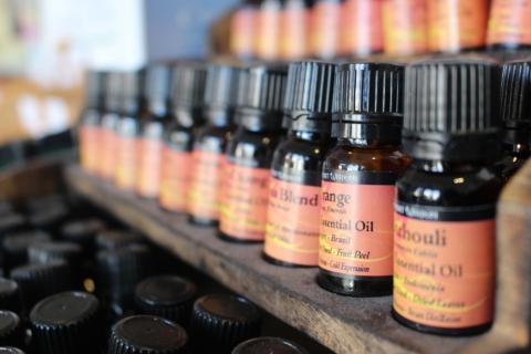 Esenciální oleje jsou hotový zázrak.