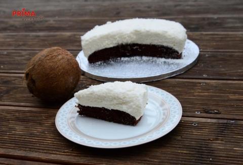 dort s kokosovou slehackou
