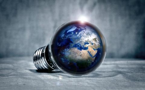 ekologické osvětlení