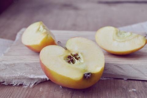 jablecna vyziva pro deti