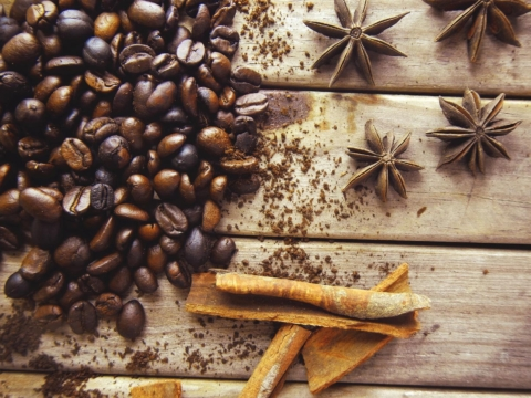 potpourri kavove