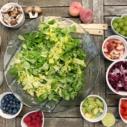raw salát