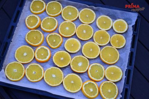 ozdoby z pomerance