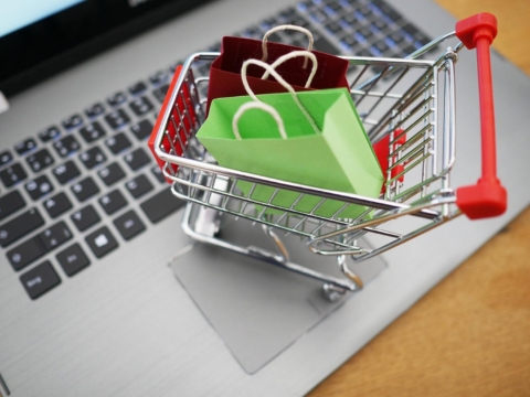 online nakupovani