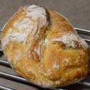chleb jednoduchy recept