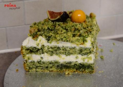 recept na mechovy dort