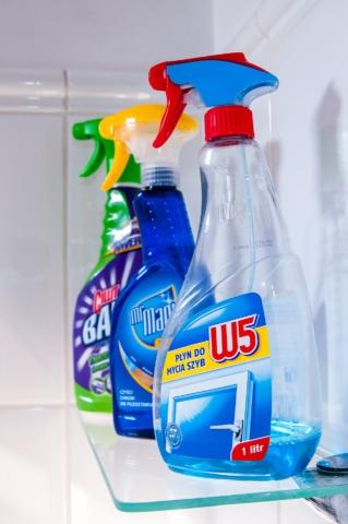 čistící produkty